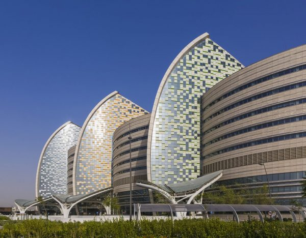 Sidra Medical and Research Centre – 1